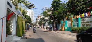 Bán Nhà 3 Mặt Tiền Đường Đặng Dung, Quận 1, Kinh Doanh Thuận Tiện