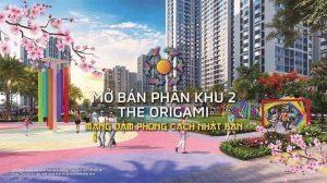 The Origami – Vinhomes Grand Park