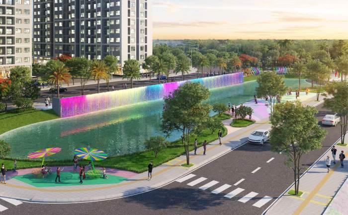 the rainbow vinhomes quận 9