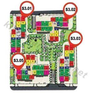 Bán Căn Hộ S3.01.22.10 Vinhomes Sapphire, Căn Góc View Nội Khu