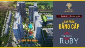 The Ocean – Vinhomes Diamond & Vinhomes Ruby Quận 9