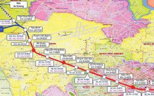 Tiến Độ Xây Dựng Tuyến Metro Số 2 Bến Thành – Tham Lương Tới Đâu?