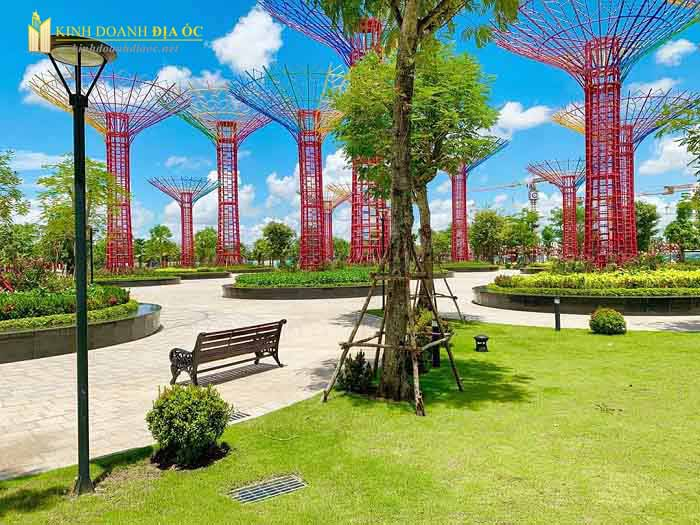 công viên ánh sáng vinhomes grand park (2)