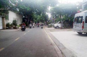 Bán Nhà Mặt Tiền Đường Hoàng Hoa Thám, Quận Tân Bình