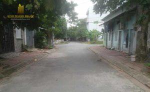 Bán Đất Nền Trường Thọ Q.Thủ Đức, DT 1.100m2 KDC Đường Số 1