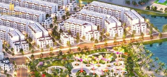 nhà phố the manhattan - vinhomes grand park