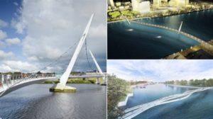 Dự Án Cầu Đi Bộ Qua Sông Sài Gòn Đang Được Thành Phố Triển Khai