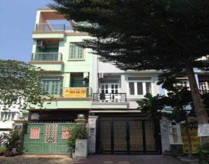 Cho Thuê Nhà Đường Nguyên Hoàng Quận 2, diện tích 8x20m