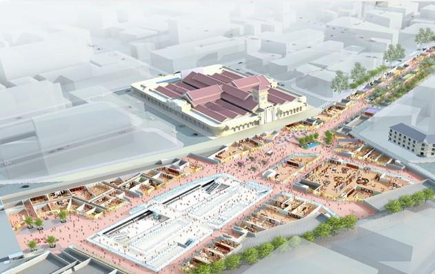 Trung tâm thương mại ngầm