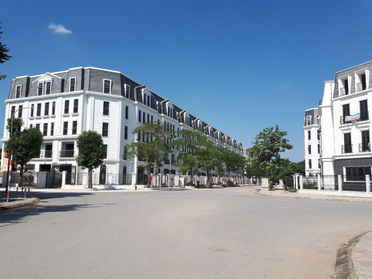 Bán Lô Góc Biệt Thự Khu TT3 Đại Kim Hoàng Mai