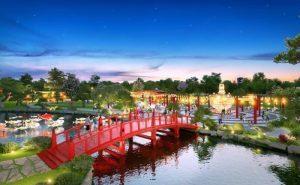 Trải Nghiệm Khu Vườn Nhật Bản Tại Vinhomes Grand Park
