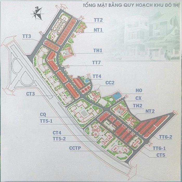 Bán biệt thự khu TT5-2 Đại Kim, Hoàng Mai