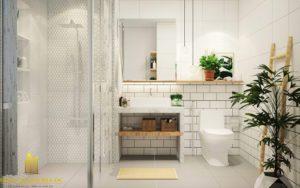 Những Mẫu Nhà Tắm Đẹp Theo Phong Cách Tối Giản Và Hiện Đại