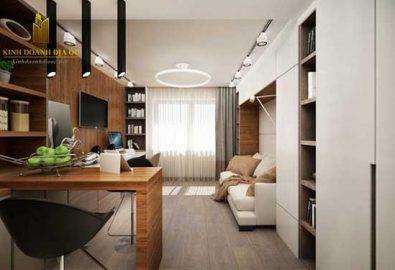 Bộ xây dựng cấp phép căn hộ diện tích 25m2