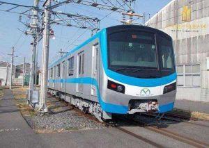 Đoàn Tàu Metro Số 1 Đang Được Kiểm Tra Kỹ Thuật Trước Khi Về Nước