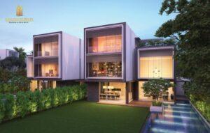 Bán Biệt Thự Holm Residences Thảo Điền, Ven Sông Quận 2