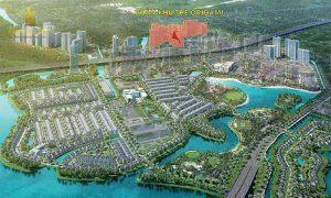 Tập Đoàn Mitsubishi Và Nomura Tham Gia Phát Triển Dự Án VHGP quận 9