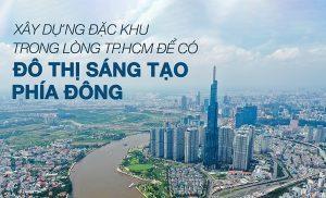 Thành Phố Phía Đông Có Lộ Trình Thành Lập Như Thế Nào?