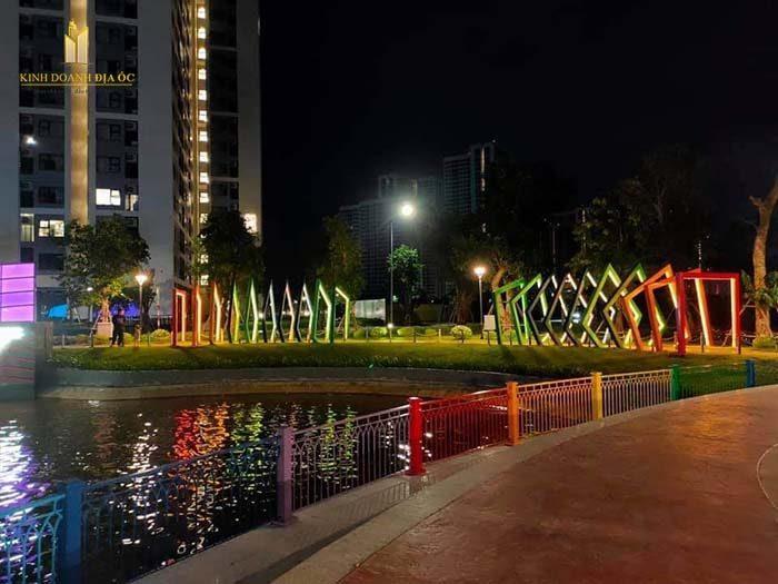 công viên cầu vồng