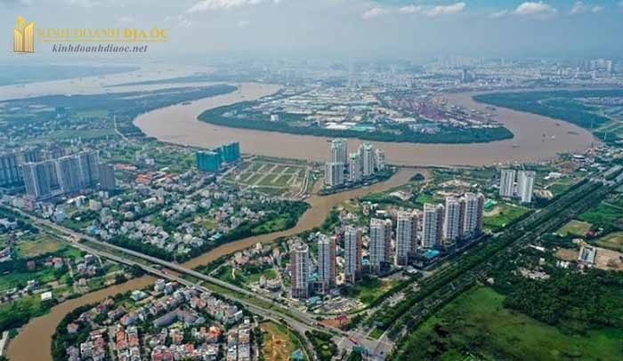 Thành phố phía đông tạm lấy tên là thành phố thủ đức