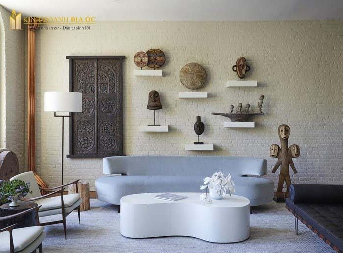 Thiết kế nội thất phòng khách đẹp