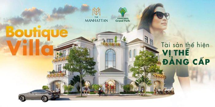 Boutique villa The Manhattan Glory