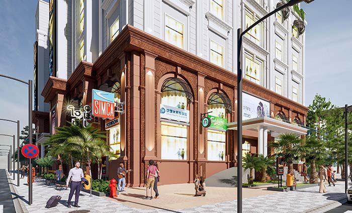 Dự án căn hộ mini Bình Tân