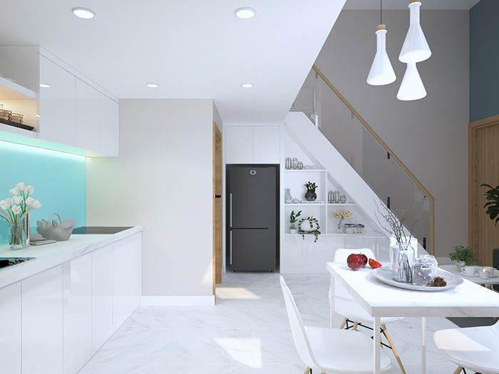 Phòng bếp dự án 9X Golden Stella Bình Tân