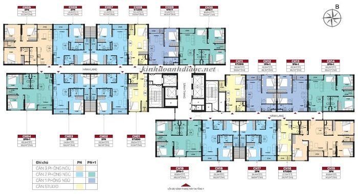 tòa căn hộ masterise homes