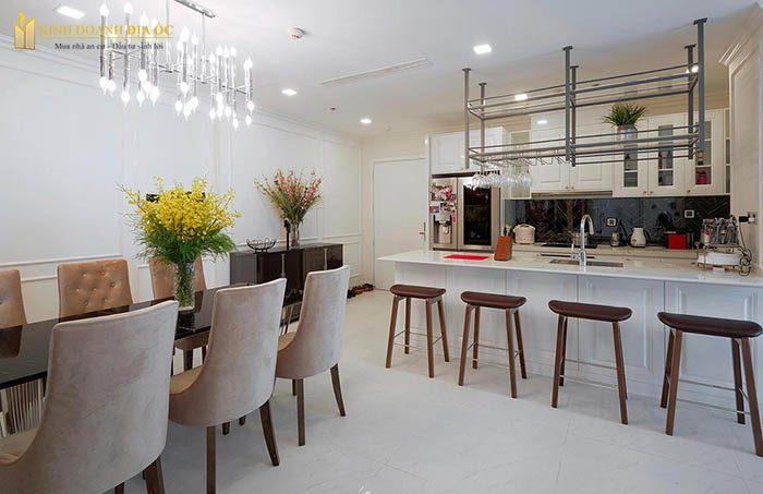 thiết kế nội thất căn hộ vinhomes grand park