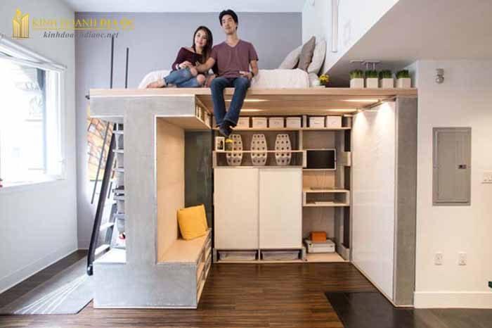 thiết kế nhà nhỏ đẹp