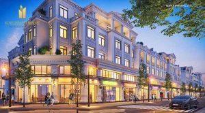 Bán Shophouse T7 – 10 Phân Khu The Manhattan Glory Giá Tốt