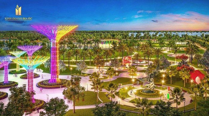 công viên ánh sáng vinhomes grand park q9
