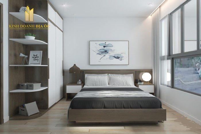 căn hộ 1 phòng ngủ đẹp
