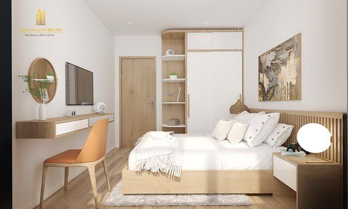 căn hộ 2 phòng ngủ vinhomes quận 9