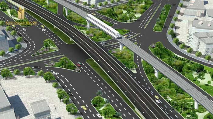 hạ tầng giao thông quận 9