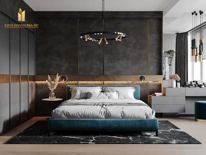 không gian phòng ngủ đẹp