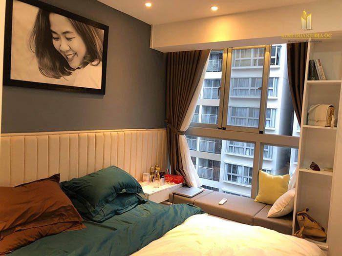 không gian phòng ngủ căn hộ