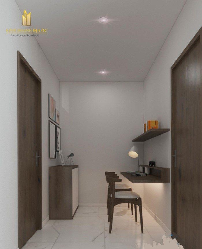 nội thất căn hộ 1 phòng ngủ