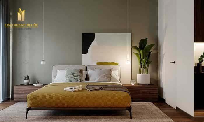 nội thất phòng ngủ tinhh tế