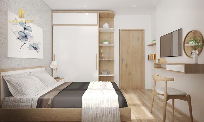 thiết kế căn hộ 2pn+1