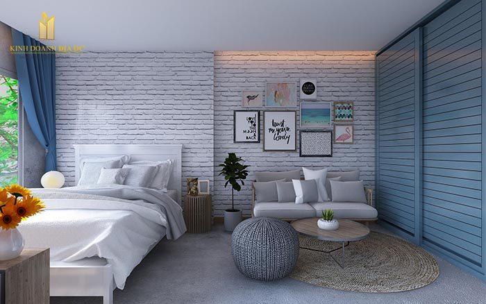 thiết kế căn hộ studio vinhomes