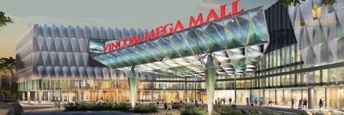 vincom mega mall vinhomes quận 9