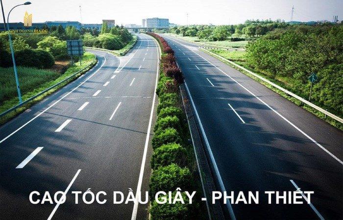 Dự án cao tốc Phan Thiết