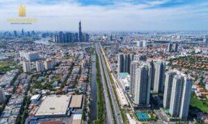 Giá Căn Hộ Khu Đông TP.HCM Tăng Phi Mã Ăn Theo Tuyến Metro Số 1