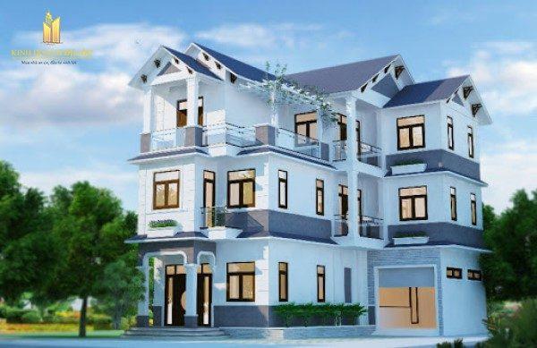 chọn màu sơn nhà theo mệnh hợp phong thủy