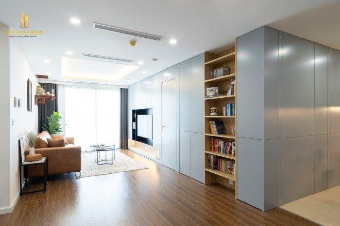 hoàn thiện nội thất căn hộ 3PN