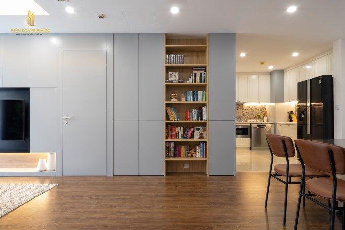 thiết kế căn hộ 3 phòng ngủ new city