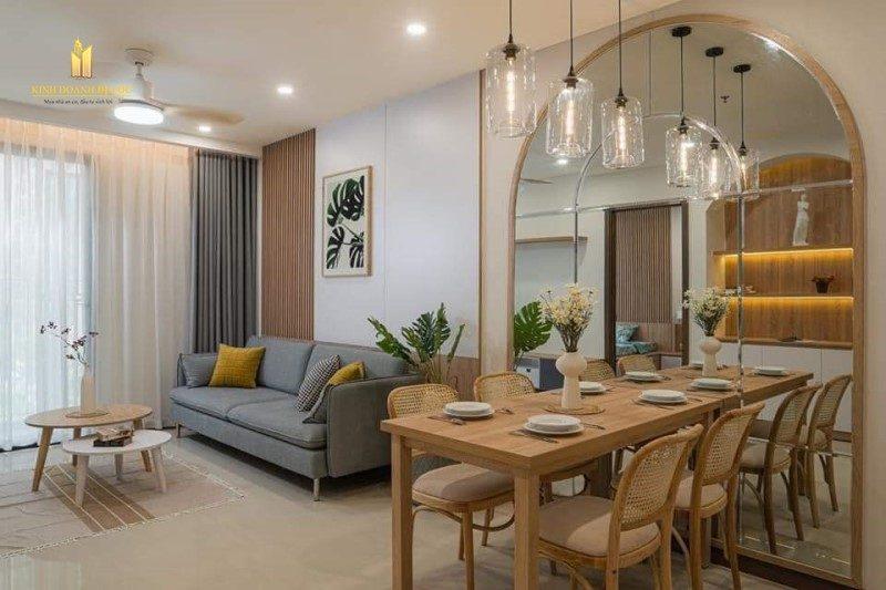 thiết kế căn hộ vinhomes quận 9