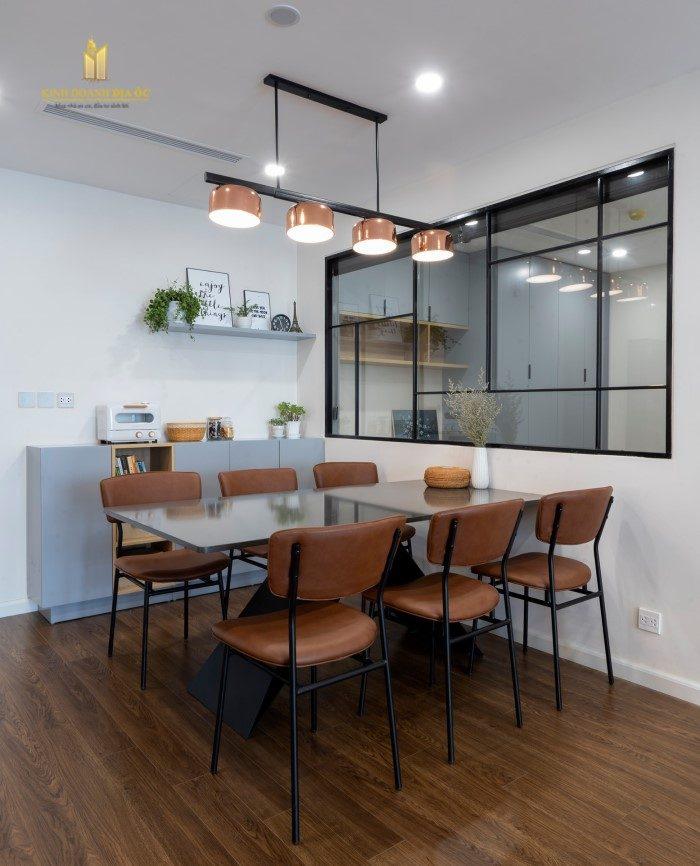 thiết kế nội thất căn hộ 3 pn